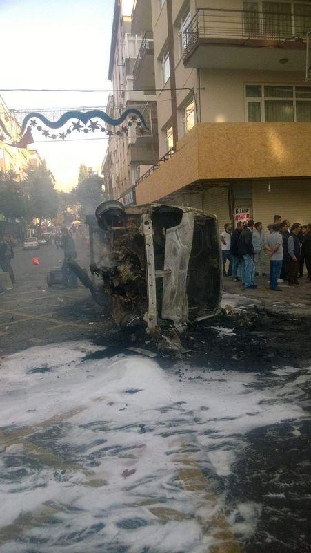 Türkiye'nin dört bir yanından IŞİD provokasyonu 46