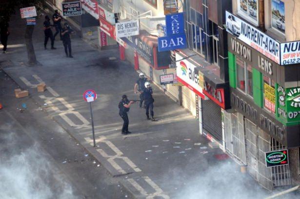 Türkiye'nin dört bir yanından IŞİD provokasyonu 78