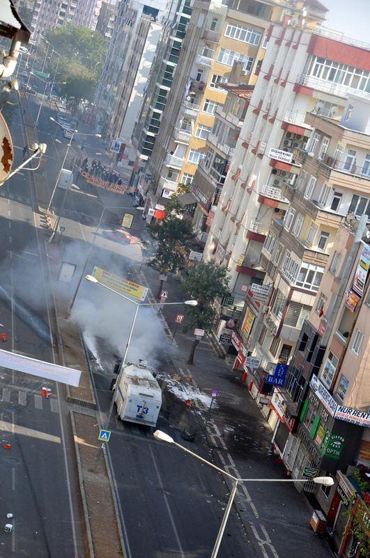 Türkiye'nin dört bir yanından IŞİD provokasyonu 85