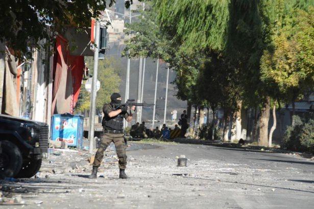 Siirt'te asker sokağa indi 11