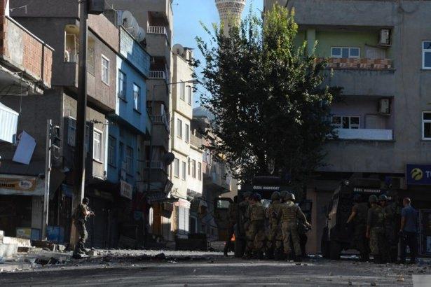 Siirt'te asker sokağa indi 4