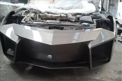 Lamborghini görünümlü Mitsubishi 48