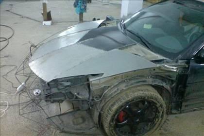 Lamborghini görünümlü Mitsubishi 5