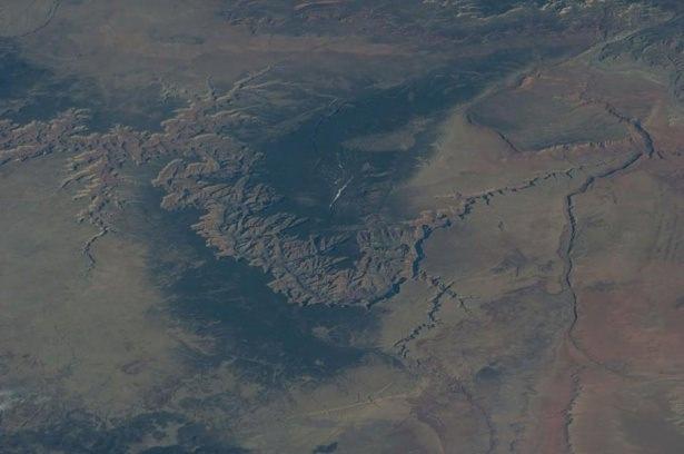 Dünyanın uzaydan çekilen harika fotoğrafları 10