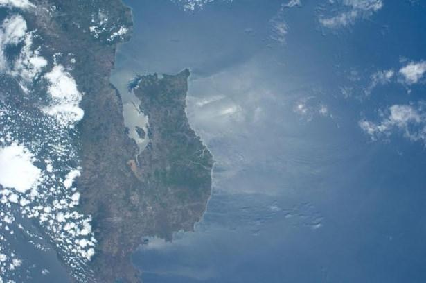 Dünyanın uzaydan çekilen harika fotoğrafları 15
