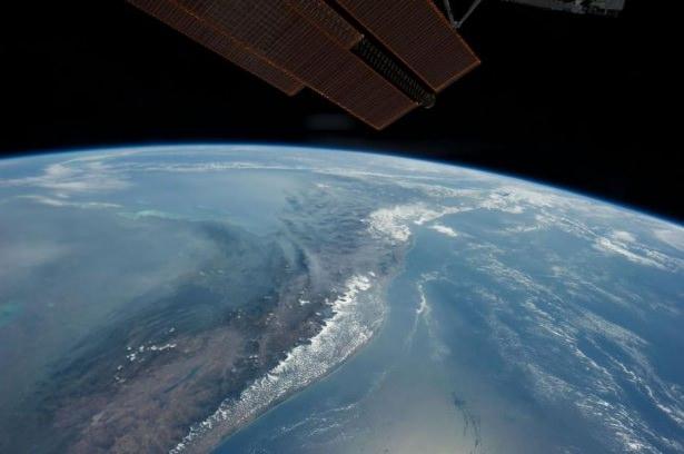 Dünyanın uzaydan çekilen harika fotoğrafları 16