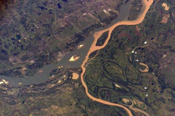 Dünyanın uzaydan çekilen harika fotoğrafları 17