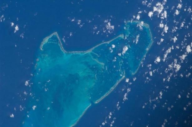 Dünyanın uzaydan çekilen harika fotoğrafları 19