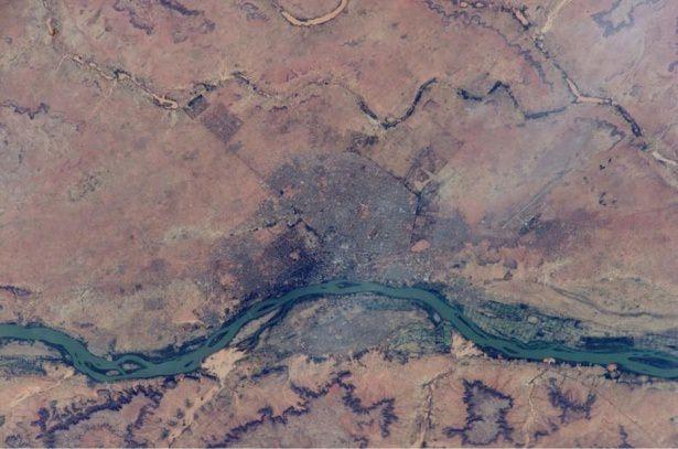 Dünyanın uzaydan çekilen harika fotoğrafları 20
