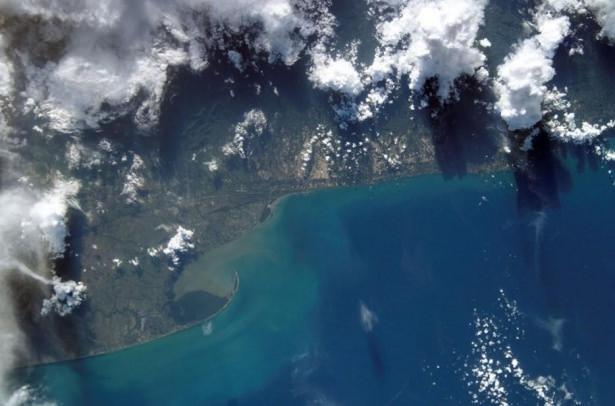 Dünyanın uzaydan çekilen harika fotoğrafları 21
