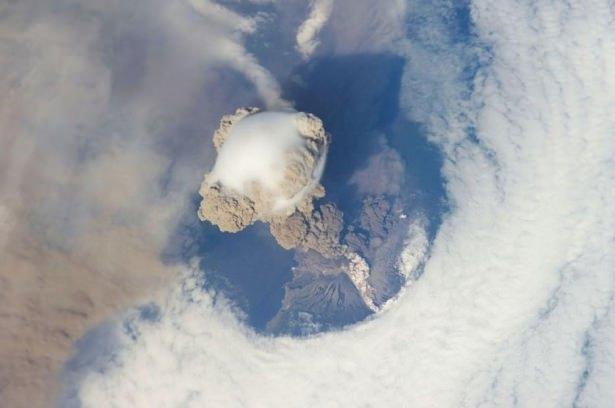 Dünyanın uzaydan çekilen harika fotoğrafları 22