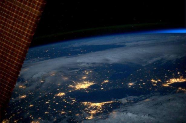 Dünyanın uzaydan çekilen harika fotoğrafları 26