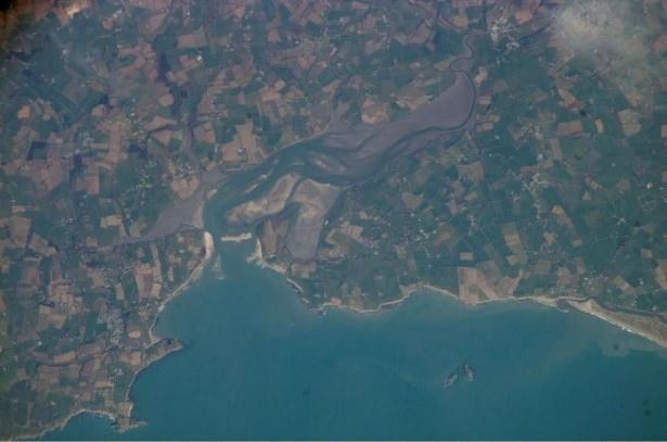 Dünyanın uzaydan çekilen harika fotoğrafları 32
