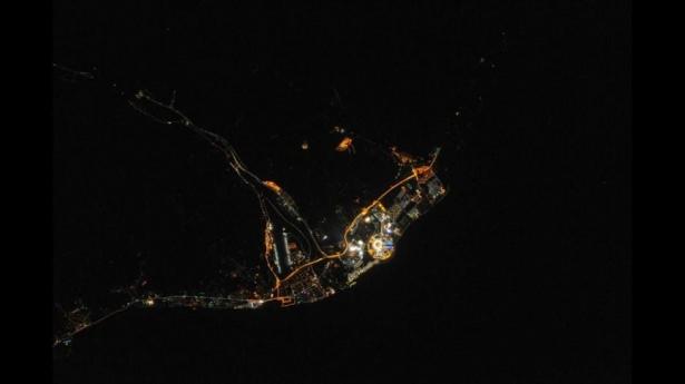 Dünyanın uzaydan çekilen harika fotoğrafları 33