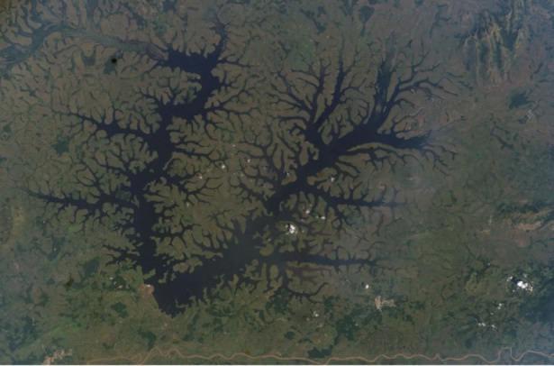 Dünyanın uzaydan çekilen harika fotoğrafları 36