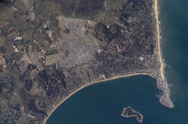 Dünyanın uzaydan çekilen harika fotoğrafları 42