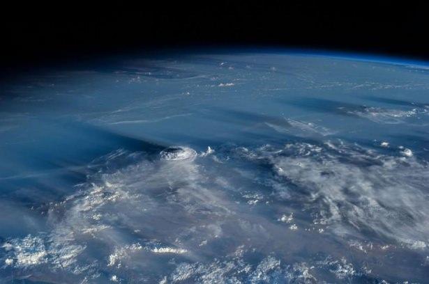 Dünyanın uzaydan çekilen harika fotoğrafları 45