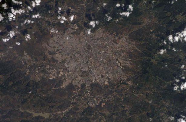 Dünyanın uzaydan çekilen harika fotoğrafları 50