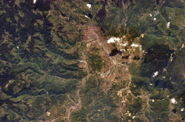 Dünyanın uzaydan çekilen harika fotoğrafları 52