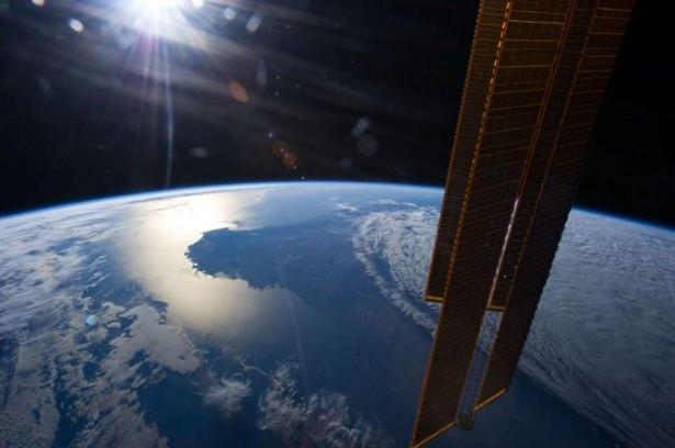 Dünyanın uzaydan çekilen harika fotoğrafları 55