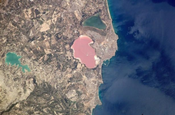 Dünyanın uzaydan çekilen harika fotoğrafları 57