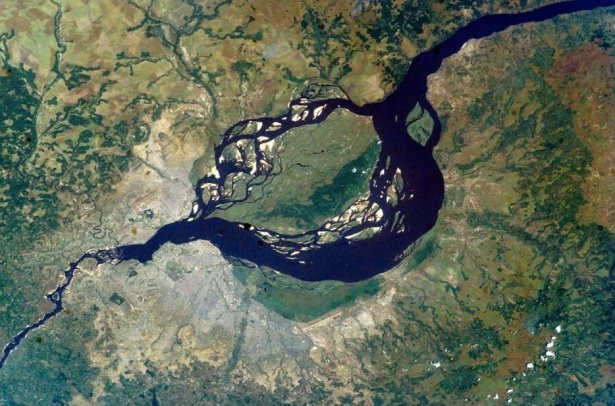 Dünyanın uzaydan çekilen harika fotoğrafları 60