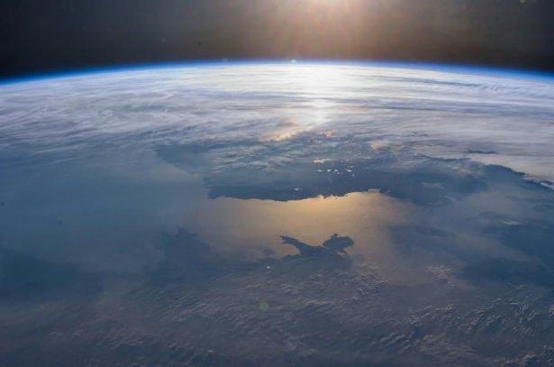 Dünyanın uzaydan çekilen harika fotoğrafları 62