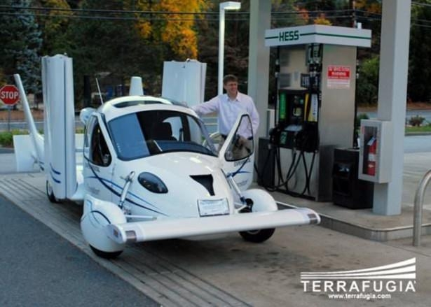 Geleceğin çılgın araba tasarımları 11