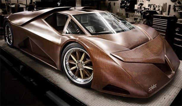 Geleceğin çılgın araba tasarımları 2