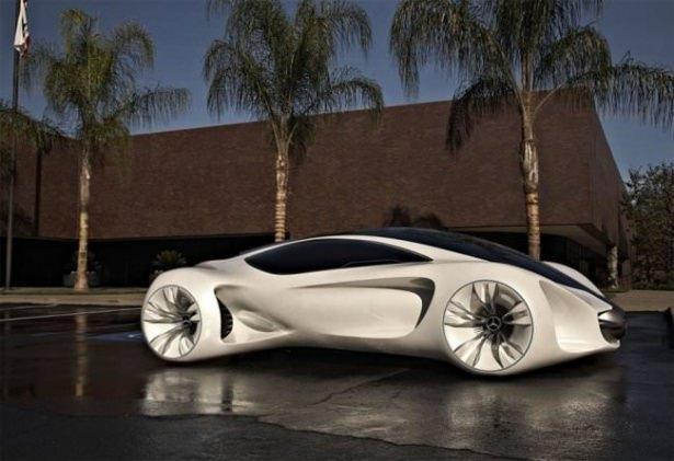 Geleceğin çılgın araba tasarımları 6