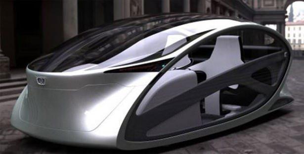 Geleceğin çılgın araba tasarımları 9