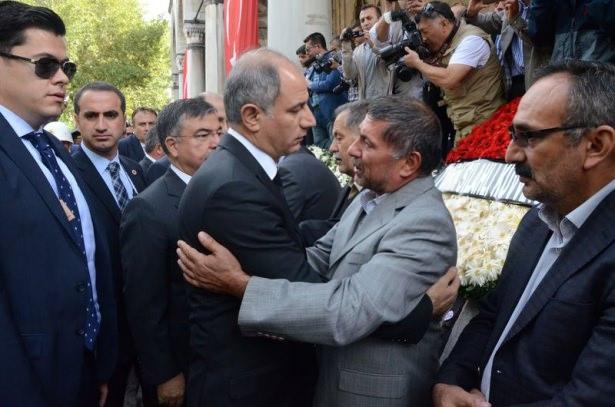 Şehit başkomiser son yolculuğuna uğurlandı 4