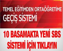 25 slaytta yeni SBS sistemi
