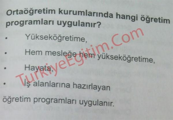 MEB Müdürlük Mülakatları Soru ve Cevaplar - 3 25