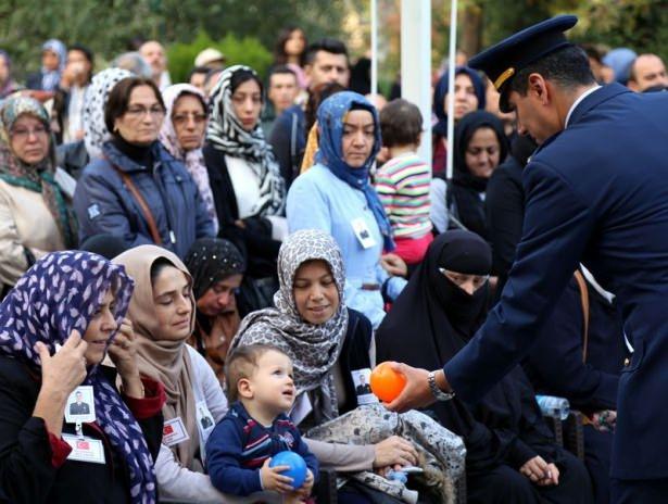 Şehit polisler son yolculuğuna uğurlandı 19