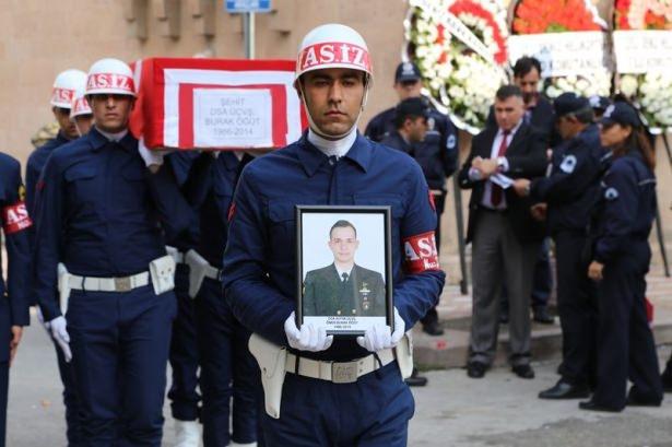 Şehit polisler son yolculuğuna uğurlandı 22