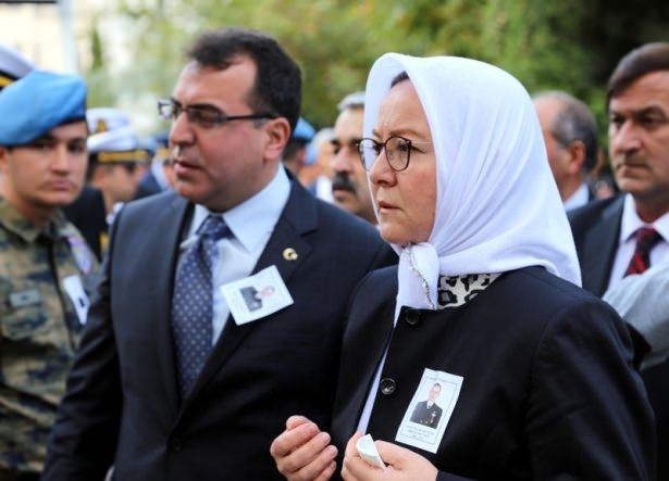 Şehit polisler son yolculuğuna uğurlandı 23