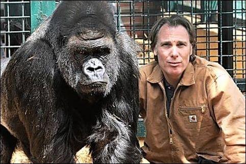 Vahşi hayvanlar ile yaşayan korkusuz insanlar 51