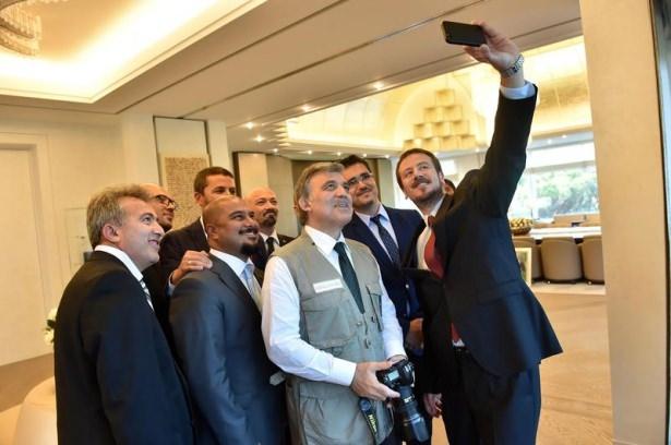 Siyasi liderlerin gülümseten fotoğrafları 1