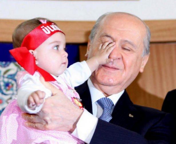 Siyasi liderlerin gülümseten fotoğrafları 16