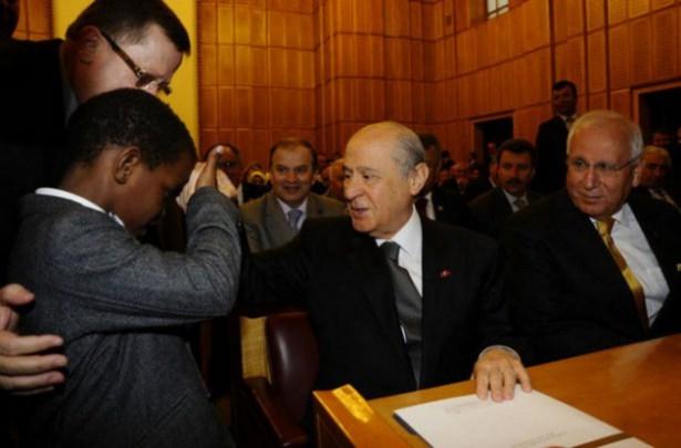 Siyasi liderlerin gülümseten fotoğrafları 28
