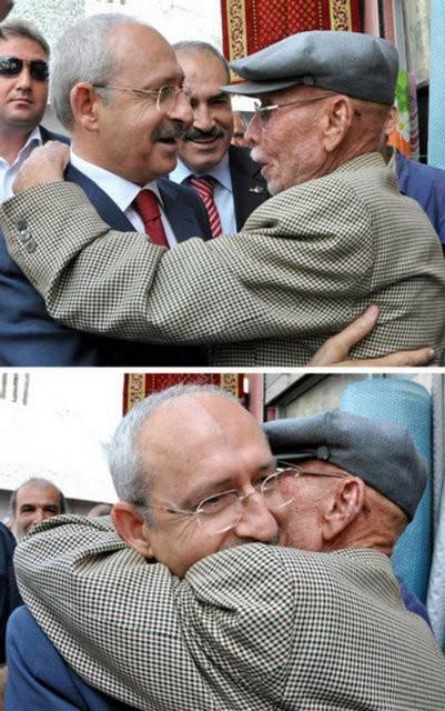 Siyasi liderlerin gülümseten fotoğrafları 35