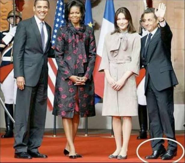 Siyasi liderlerin gülümseten fotoğrafları 9