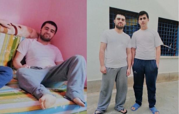Cem Garipoğlu'nun koğuş görüntüleri 4