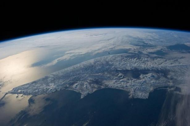Dünyanın uzaydan çekilen harika fotoğrafları 14