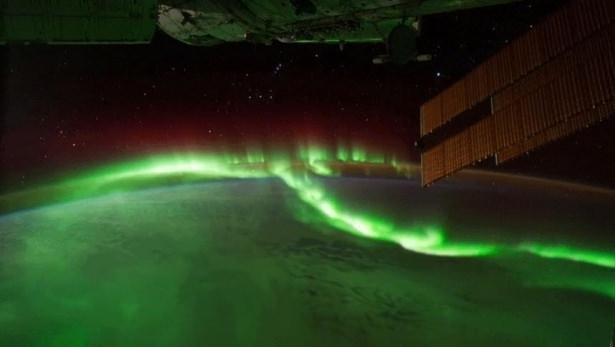 Dünyanın uzaydan çekilen harika fotoğrafları 2