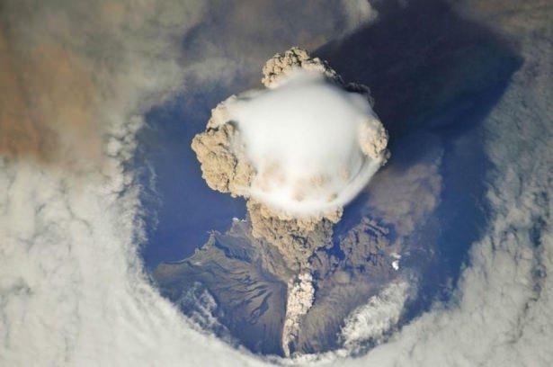 Dünyanın uzaydan çekilen harika fotoğrafları 23