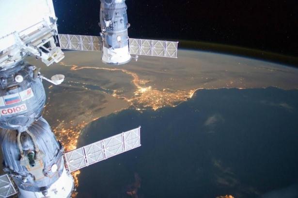 Dünyanın uzaydan çekilen harika fotoğrafları 24