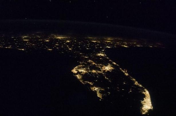 Dünyanın uzaydan çekilen harika fotoğrafları 25