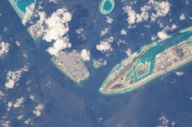 Dünyanın uzaydan çekilen harika fotoğrafları 27